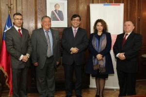 Alcalde Carlos Barra, informa sobre importantes reuniones sostenidas en Santiago con el Ministro de Bienes Nacionales y Jefe Nacional del Programa de Mejoramiento de Barrios de la Subdere