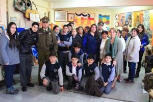Biblioteca Municipal Mariano Latorre da inicio a la Muestra Museológica en Pucón