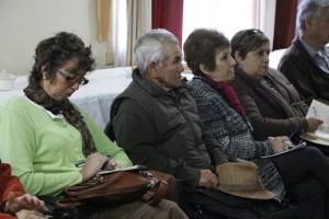 Municipio de Pucón invita a los adultos mayores a participar en los talleres preventivos de salud