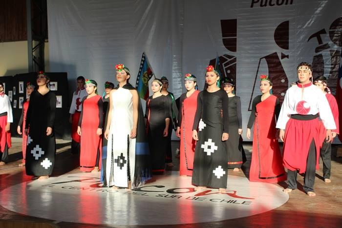 Escuelas municipales y particulares subvencionadas celebraron la llegada del Año Nuevo Mapuche