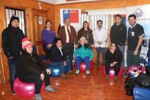 Municipio de Pucón entrega implementos para equipar sala de estimulación infantil y preparación de parto