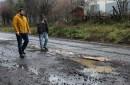 Preocupación en Pucón por el mal estado de las rutas en la comuna