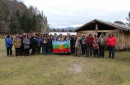 Comunidades Mapuches de Pucón realizan tradicional Trafkintu