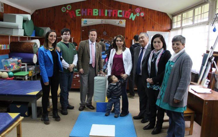 Pucón tendrá su primera escuela municipal para niños y niñas con necesidades educativas diferentes