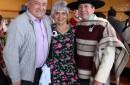 Pareja puconina gana en el Campeonato Provincial de Cueca Adulto Mayor en Cunco