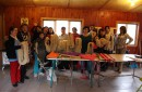 Taller Laboral Municipal Esperanza de San Pedro recibió nuevos materiales