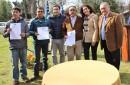 En Pucón comenzó la construcción de 9 mil metros cuadrados de pavimentación