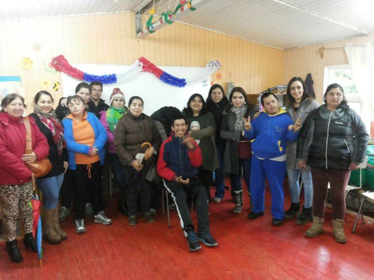 Niños y niñas escuela especial Lago Azul de Pucón podrán contar con beneficios estatales