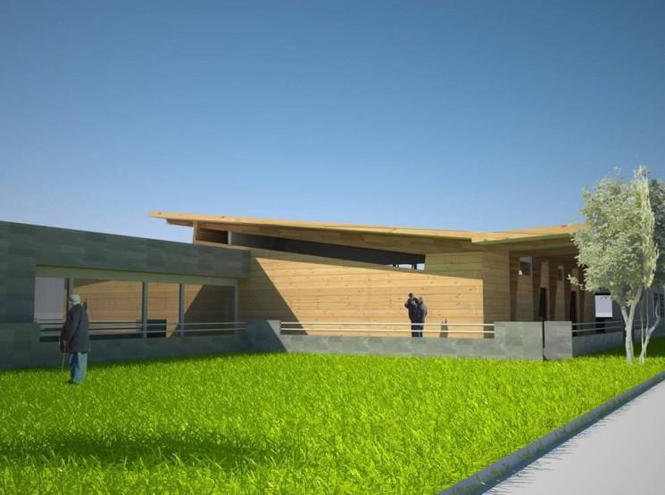 Centro Integral del Adulto Mayor de Pucón es aprobado a nivel técnico para retomar sus obras