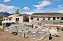 Un 50% de avance presenta la construcción del Centro de Salud Familiar Pucón