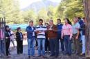 Club Deportivo Cruz Roja de Pucón inaugura el mejoramiento de sus instalaciones