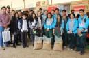 Establecimientos municipales de Pucón participan en la Feria Internacional de Dendroenergía en Temuco