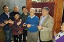 En Pucón la junta de vecinos Las Araucarias inaugura su nueva sede social