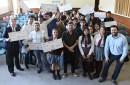 """Municipio premia a los estudiantes de Pucón en el concurso de proyectos """"Una buena idea"""""""