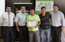 Municipio de Pucón certifica a los alumnos del Curso Gasfitería Domiciliaria