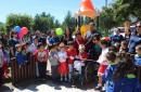 Inauguran Juegos Inclusivos para niños en sector Jardines del Claro de Pucón