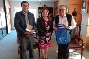 Alcalde de Pucón se reúne con encargada regional de Chile Indígena