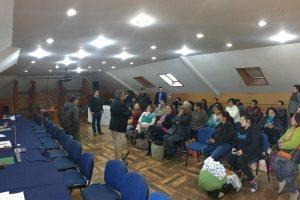 El 1 de abril retoman las audiencias públicas en Pucón