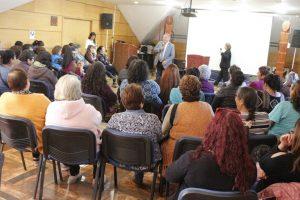 Alcalde Barra realiza afectuoso saludo a las mujeres por su día