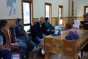 Municipio realiza taller de sanidad animal en Carhuello