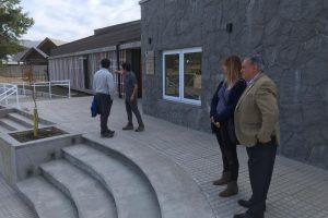 Alcalde Carlos Barra monitoreó obras de construcción de Jardín Infantil Los Avellanitos en Pucón