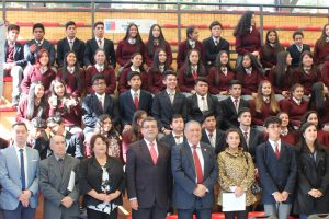 Región de La Araucanía da bienvenida a nuevos liceos bicentenarios de excelencia