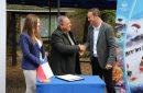 Ministerio de Bienes Nacionales entrega concesión de ex refugio para proyectar nuevo Centro de Montaña Municipal de Pucón