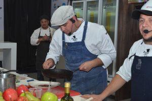 Pucón Chef dijo presente en Festival Provincial del Chef Patagónico en Argentina