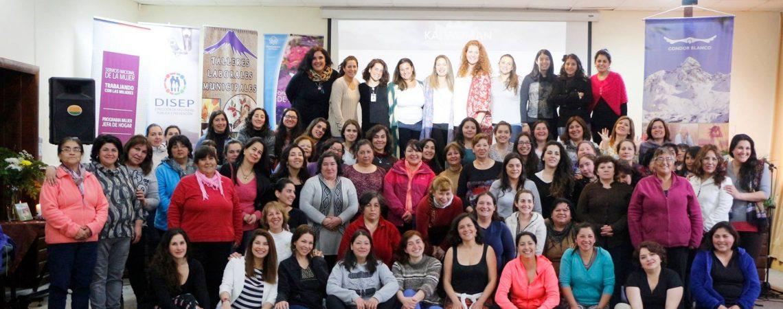 Prontamente taller de generación de líderes en la NO violencia hacia la Mujer