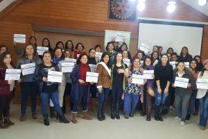 Programa Mujer Trabajadora y Jefa de Hogar realiza talleres con usuarias