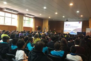 Exitoso seminario medioambiental se desarrolló en Pucón