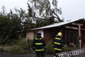 Municipalidad de Pucón mantiene activos a equipos de emergencia