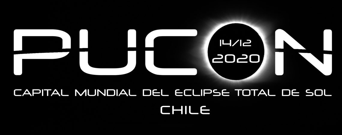 Pucón Capital Mundial Eclipse de sol 2020