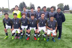 Comenzó Campeonato de Fútbol Escolar en Pucón