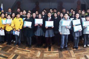 Masiva participación en concurso de fotografía del DEM Puconino
