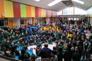 """Realizan Primer Encuentro Ambiental de """"Escuelas Sustentables"""""""