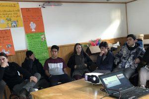 Programas comunales preventivos desarrollan talleres en contra de la violencia en el pololeo