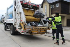 Dirección de Aseo Ornato y Medio Ambiente modifica horarios de extracción de basura domiciliaria