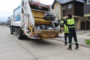 Dirección de Aseo Ornato y Medio Ambiente informa normalización de horarios de extracción de residuos sólidos domiciliarios