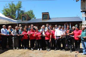 Inauguraron nueva sede de Club de Rayuela Pucón