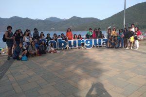 Municipio de Pucón destaca a jóvenes de Liceo Bicentenario Marta Brunet Cáraves de Chillán