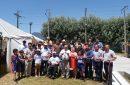 Inauguran primera multicancha inclusiva de Pucón