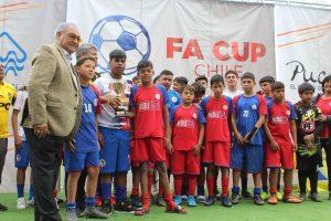 Exitosa nueva versión de Campeonato de Fútbol Infantil FA- CUP 2020 en Pucón
