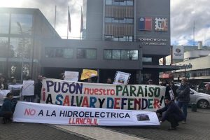 Municipio de Pucón informará sobre procesos de invalidación y reclamación en proyecto hidroeléctrico Llancalil