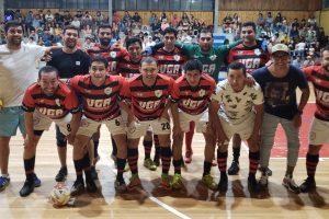 Equipo de Pucón se coronó campeón de torneo nacional de baby fútbol