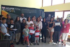 Municipalidad de Pucón y UFRO realizan talleres gratuitos en Caburgua sobre astronomía