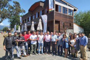 Inauguran primer restorán y escuela de prácticas del Liceo Bicentenario de Hotelería y Turismo